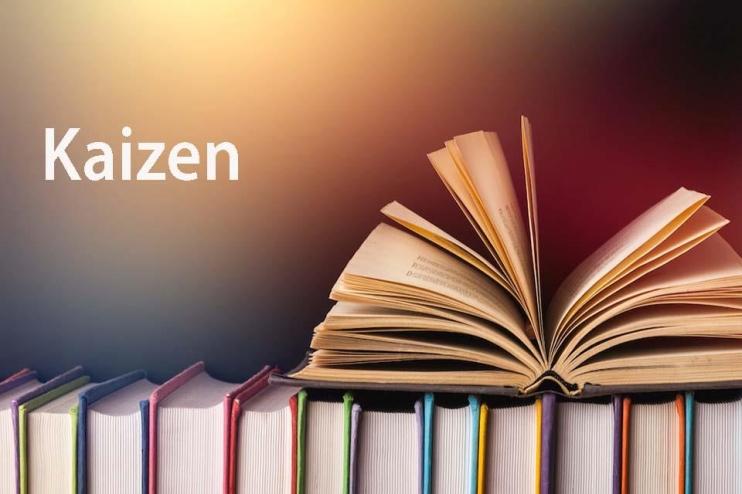 Những cuốn sách cơ bản cho người mới bắt đầu học Kaizen