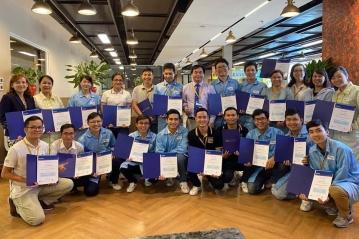 Tư vấn cách thức xây dựng hệ thống Lean Six Sigma cho Công ty TNHH SPARTRONICS Việt Nam