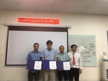 Đào tạo Kaizen 5S cho Tập đoàn Messer Việt Nam